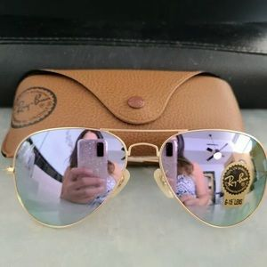New Ray-Ban Aviators